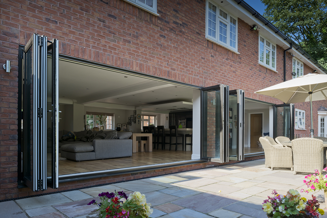 French Patio And Bi Fold Doors From Banbury Windows