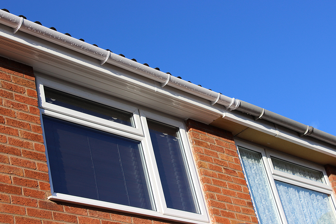 gutters, soffits and fascias from banbury windows